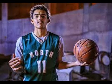 """Trae Young High School Highlights 