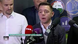 Dunaújvárosban nyert az ellenzék 20-02-17