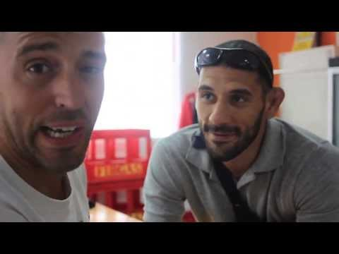 Guerreros Canarias Capitulo 5 - Muay Thai y Carlson Gracie