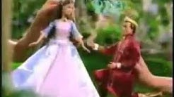 Barbie Princess and the Pauper commercial doll