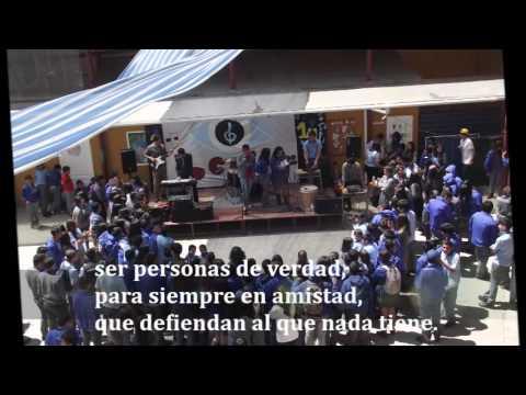 Himno Colegio San Damián de Molokai de Valparaíso