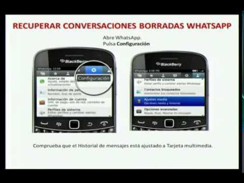 como espiar conversaciones de whatsapp blackberry