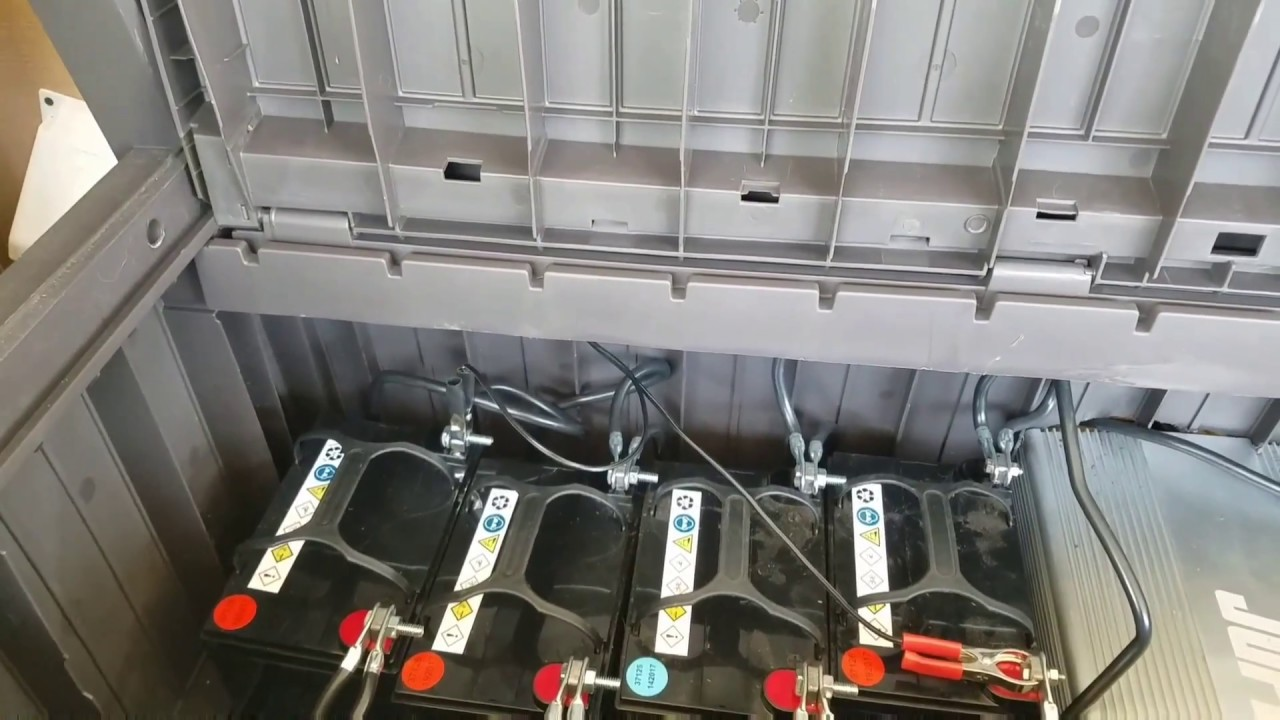 How to run an AC unit on solar update