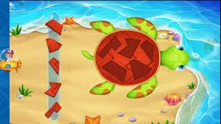 Ocean Doctor - Kids Learn To Save the Ocean, Take Care Animals in the Ocean, Care Game for Children