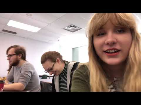 A Day in My life at Conestoga College