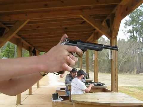 Firing the Steyr Mannlicher 1905 pistol - 7.63/7.65mm Mannlicher