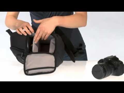 Case Logic DSLR Camera Sling TBC 410 Zwart multimedia