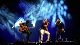Andy & Lucas en Huelva (05-09-2011)