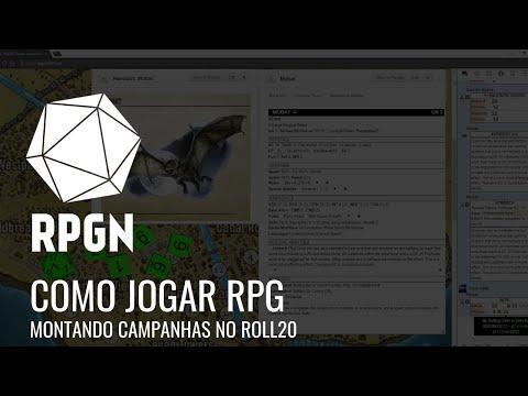 RPGN Workshop | Montando Campanhas No Roll20