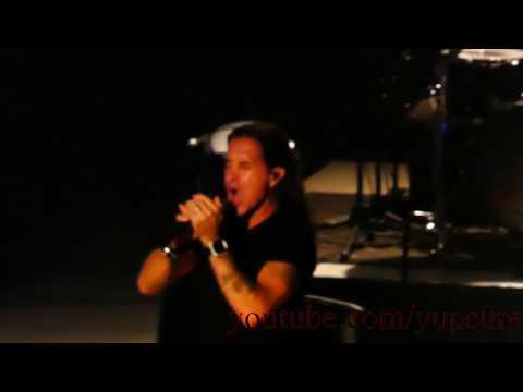 Scott Stapp What If Live HD (Soundboard Audio) Paramount Hudson Valley Theater