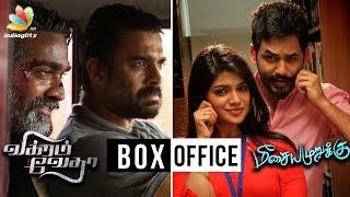 Vikram Vedha and Meesaya Murukku Box Office Collections | Latest Tamil Movie Theater Response