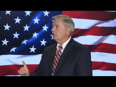 Lindsey Graham Says: 'If We Have to, We'll Go to War,' FULL Interview: North Korea and MORE!
