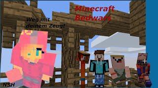 Minecraft Bedwars und Fortnite Skins dans Minecraft /Minecraft/NSH