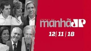 Jornal da Manhã 2a. Edição - 12/11/18