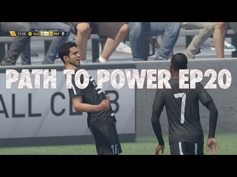 FIFA17 Path to Power ep20 - The New Tactic