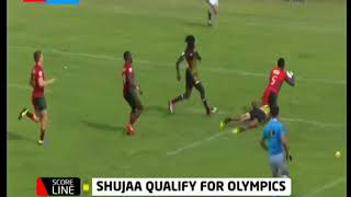 Shujaa Qualify for Olympics | Scoreline