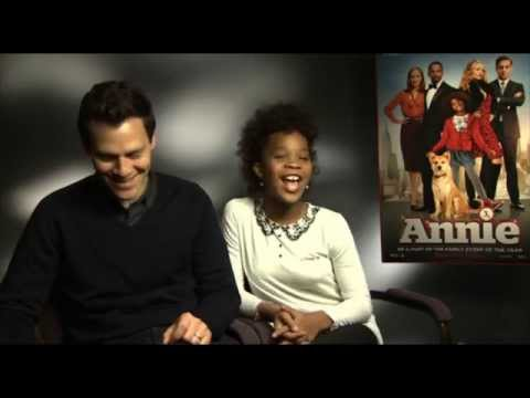 Quvenzhane Wallis & Will Gluck   Annie Remake from Sony Pictures