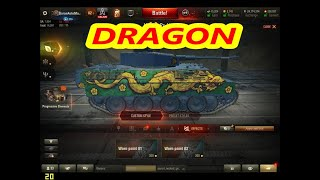 World of Tanks The Dragon [best looking tank in the game]