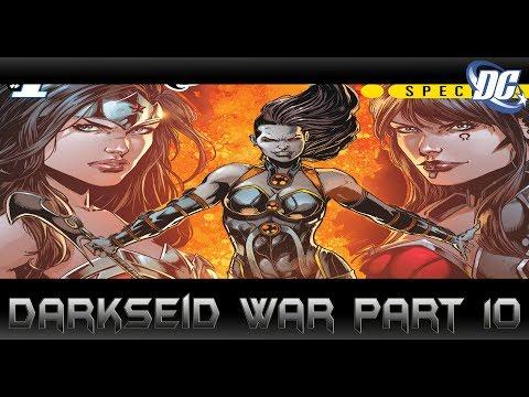 อาวุธลับชิ้นสุดท้าย Darkseid War Part 10 - Comic World Daily