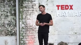 Digital Realities - A street art series by NOTNOT | Cam Scott | TEDxHaymarket
