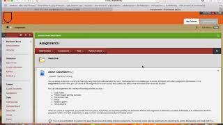 كيفية إنشاء لوحة المناقشة في Bb 9.1!