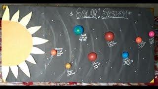 # Best Easy Solar System Model
