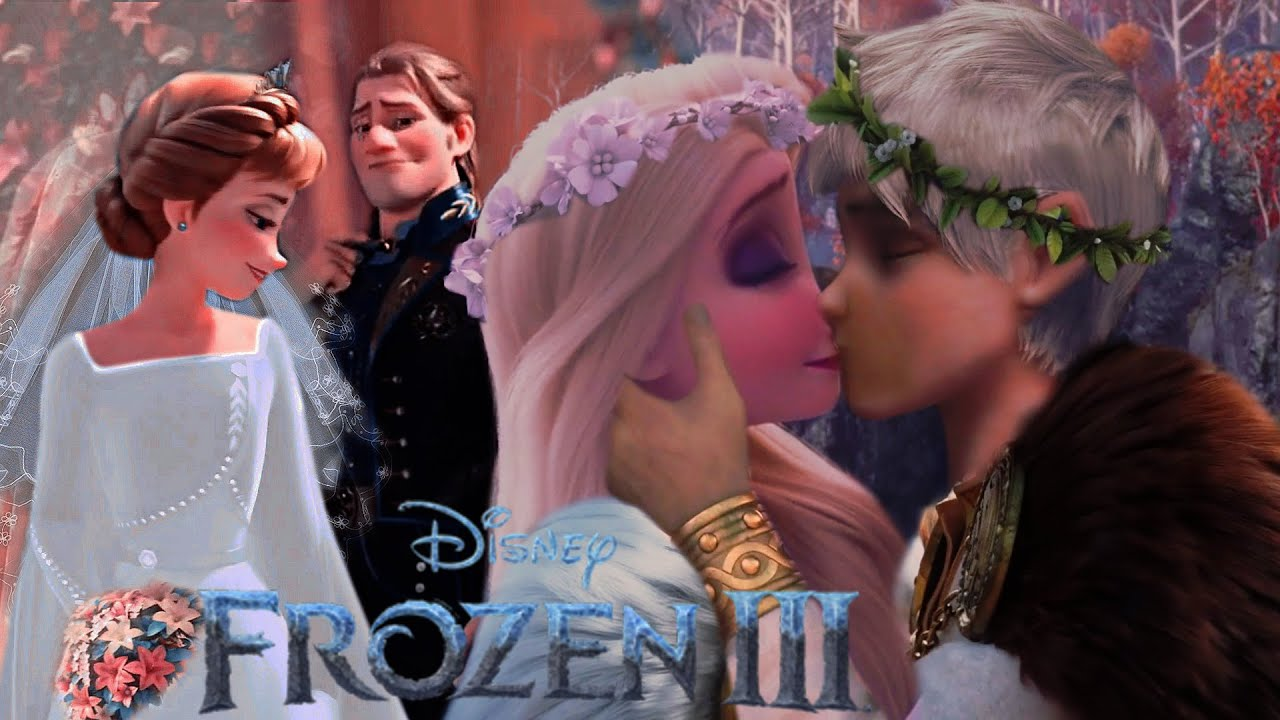 Download Anna and Elsa Weddings | Written In Your Heart  (Jelsa + Kristanna daughters)