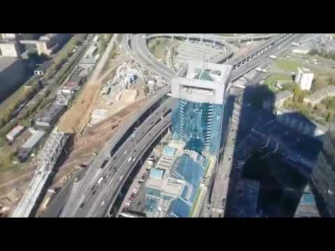 Москва сити 60 этаж