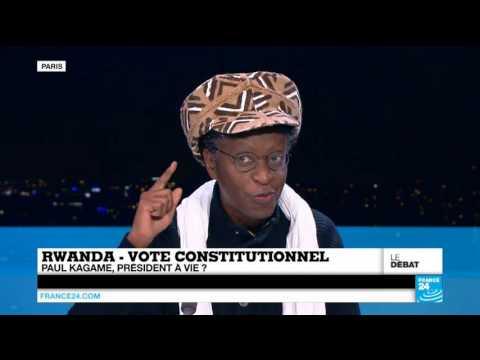 Rwanda : Paul Kagame, président à vie ? (partie 2)