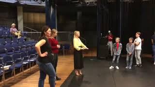 BACKSTAGE bij de halve finale van Volkszanger Junior 2018!