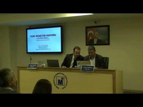 Denetim Raporu Düzenlemede Yeni Yaklaşım; Gerekçeler Ve Örnekler