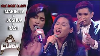Mariella Sun vs Joshua Villanueva vs Rash Almasan | One More Clash | The Clash Season 3