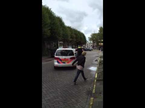 Arrestatie Koningdwarsstraat Den Helder