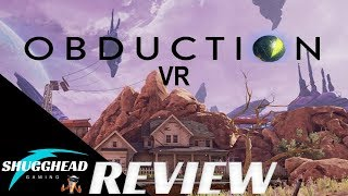 Obduction PSVR Review - Myst for PSVR | PS4 Pro Gameplay Footage