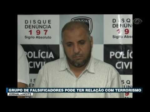 Grupo Falsificava Identidade Para Estrangeiros No Brasil