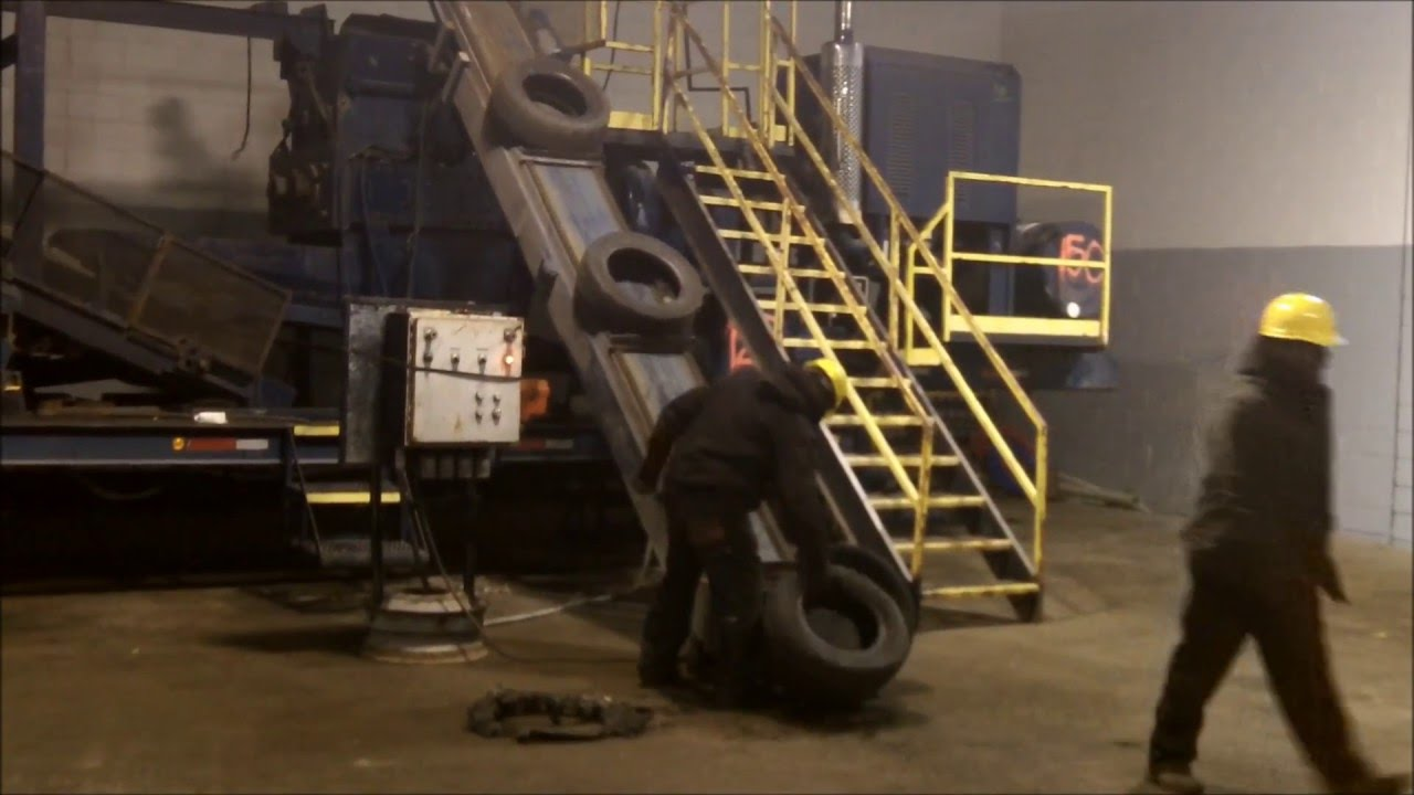 linwood tire recycling llc promotional video youtube