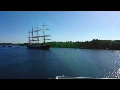 Sedov, Russia,  The Tall Ships Races 2017 Szczecin