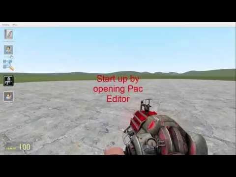 Pony] Pac3 Tutorial #9 - How to add a scar to your model [HD