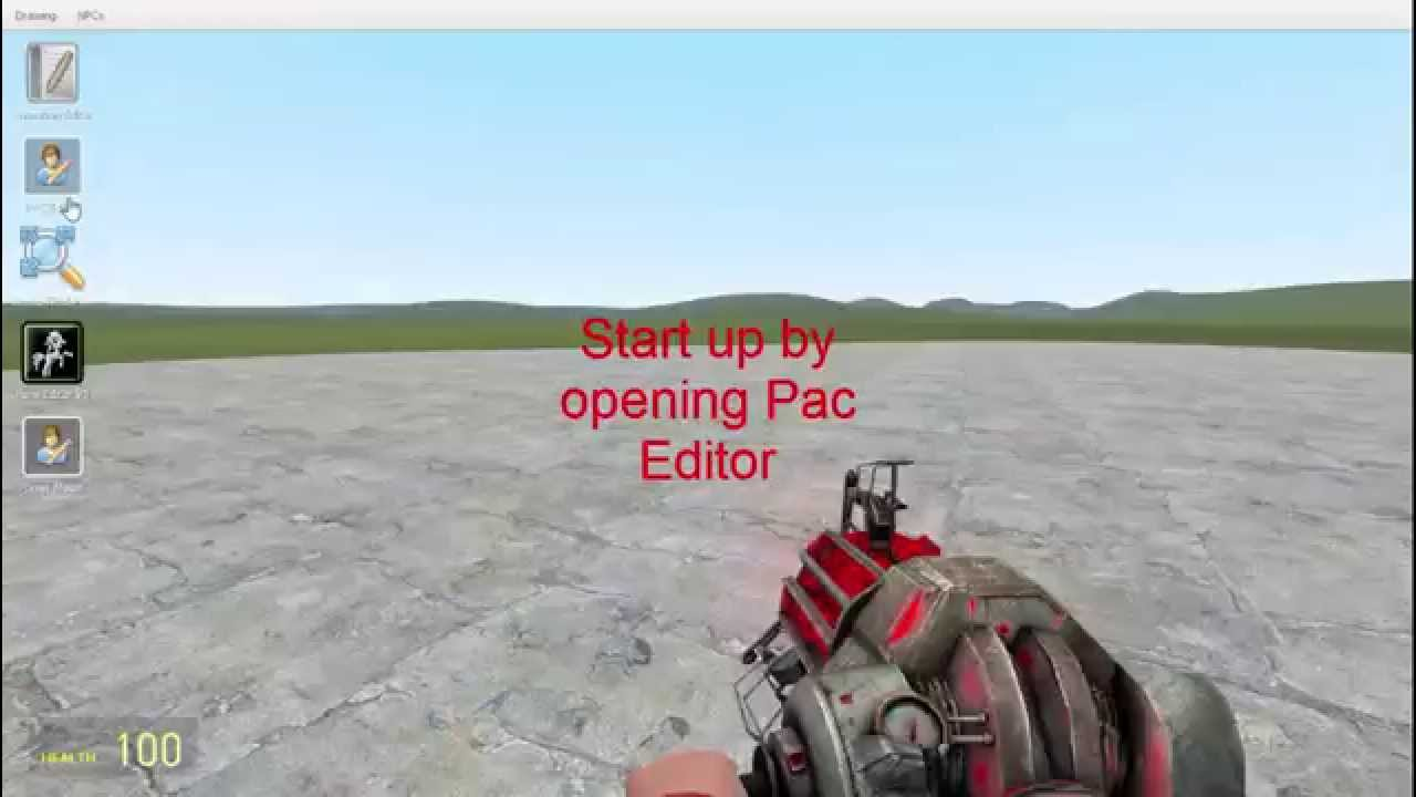 [Pony] Pac3 Tutorial #9 - How to add a scar to your model [HD]