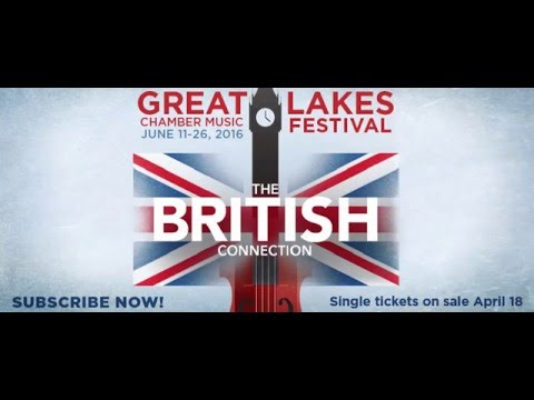 Great Lakes Chamber Music Festival 2016
