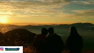 Lagu FourTwnty~Puisi Alam video from wahyu pm production