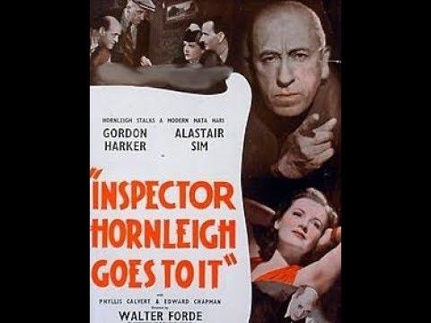 Inspector Hornleigh Goes To It (1941) 7.0/10-FULL Movie Gordon Harker, Alastair Sim, Phyllis Calvert
