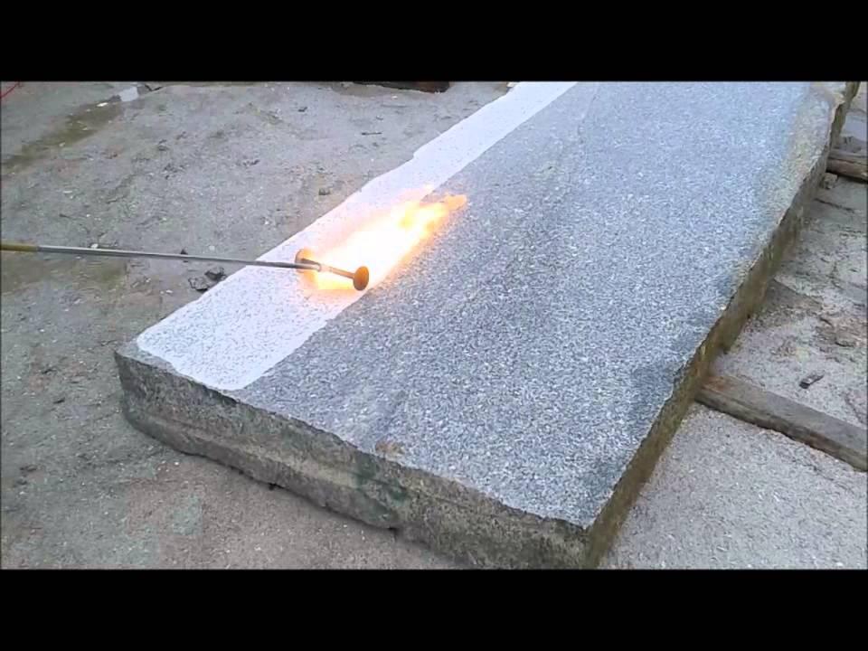 b m granity flammen von platten aus granit granit. Black Bedroom Furniture Sets. Home Design Ideas