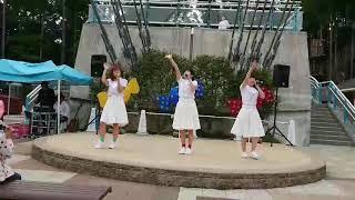 オレンジポート ORANGEPORT 「恋戦士ぴょんぴょん」2019/5/3三島スカイウォーク