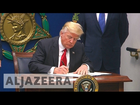 Trump vows to introduce overhauled travel ban