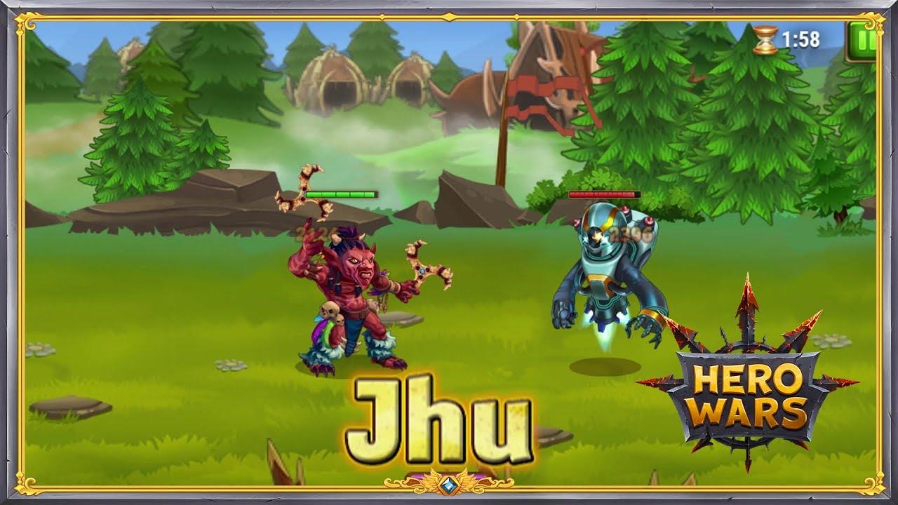 Hero Wars — Jhu