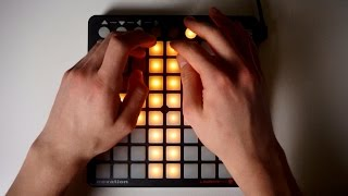 """Gotye - """"Somebody That I Used To Know (Remix)""""    Launchpad Drop Cover   """
