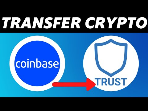 How To Transfer Crypto From Coinbase To Trustwallet (2021)