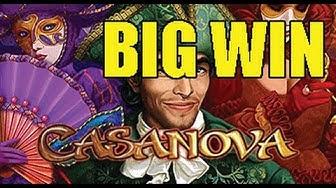 Amazing win - Casanova (Amatic) @playamo