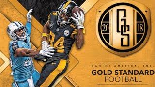 07/17/18 - eBay - 9:30 PM CDT - 2018 Panini Gold Standard Football 1/2 Case Break #1